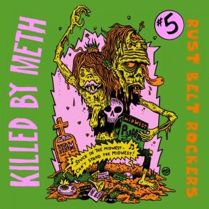 Killed By Meth - Vol 5